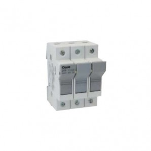 Comprar Fuse holder cylindrical UTE 10x38 T0 3P 32A GAVE 213 online