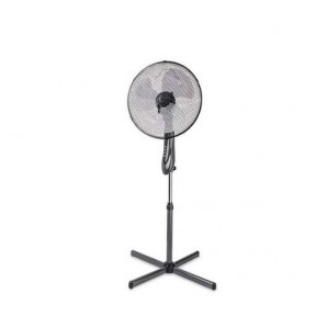 Fan of foot of 40 cm 48W black GSC 5000712