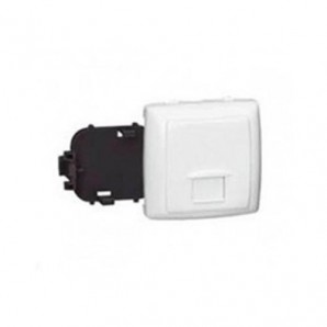 Legrand Oteo - Base of telephone RJ12 white Legrand Oteo 086134