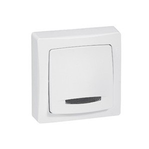 Legrand Oteo - Push-button with luminous monoblock Legrand Oteo 086005