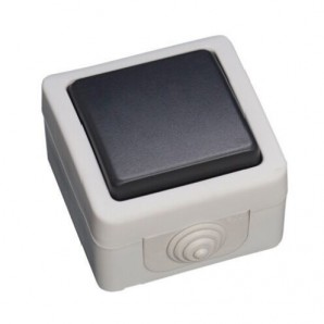 Comprar Interruptor estanco IP44 online