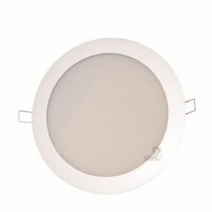 Downlight de led 20W 1800lm 6000K redondo blanco GSC 0702132