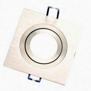 Aro steerable Square recessed aluminum LED bulb GSC 0701953