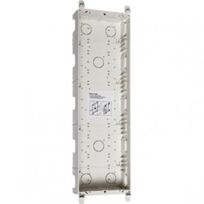 Recessed box of 4 modules, series 7 TEGUI 375604