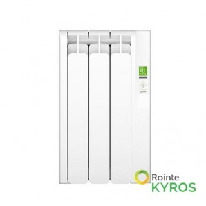 Radiators of low consumption - Radiador de bajo consumo 3 elementos ROINTE KYROS KRN0330RAD2