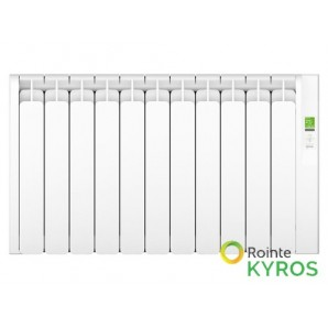 Radiators of low consumption - Radiador de bajo consumo 11 elementos ROINTE KYROS KR12100RAD2