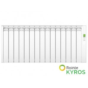 Radiators of low consumption - Radiador de bajo consumo 15 elementos ROINTE KYROS KRN1600RAD2
