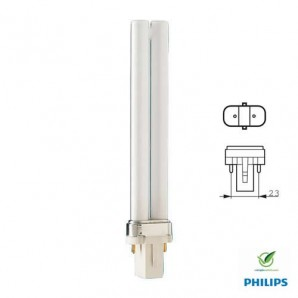 Energiesparlampe PL-S 9W 2P 827 260 796 PHILIPS MASTER