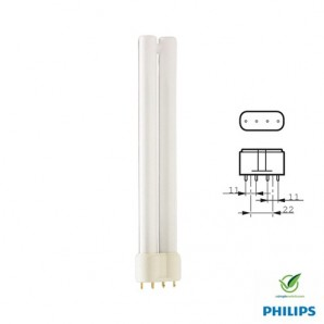 Energiesparlampe PL-L 18W 840 4P PHILIPS MASTER 706690