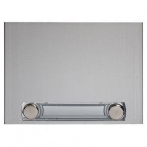 Doormen and video door entry system - Module 2 push buttons 2 col. TEGUI 375220