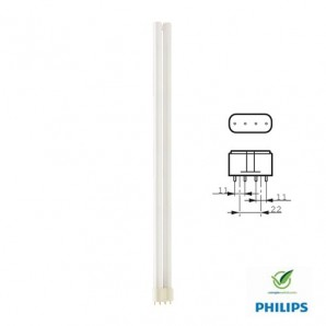 Energiesparlampe PL-L 40W 4P 830 610 942 PHILIPS MASTER