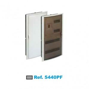 Cuadro eléctrico de empotrar ICP+40 elementos fumé Solera Arelos 5440PF
