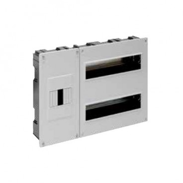 electrical panel + 24 elements ICP recessing classic SOLERA 5203B WHITE