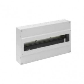 Electrical equipment - Caja para ICP de empotrar GRIS SOLERA 692