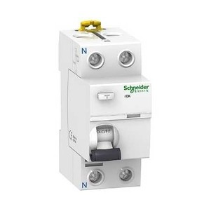 Differential - Diferencial 2P 25A 30 mA AC Residencial Schneider