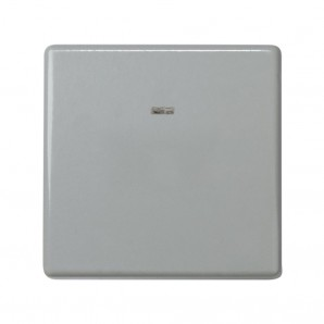 Switch 10ax 250v with light gray SIMON 27204-67