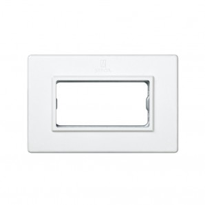 Comprar Plate for cabinets with 4 mod.estr.or 2 anch. SIMON 27850-35 online