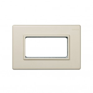 Comprar Plate for cabinets with 4 mod.estr.or 2 anch. SIMON 27850-32 online