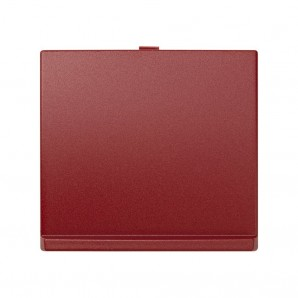 Cover lid red s. 44 aqua, SIMON 4400092-037