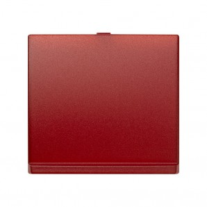 Cover cap beacon 75370-39 red translucent SIMON 4400092-096