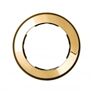 Mark Simon 88 - Frame 1 element round gold SIMON 88 88610-36