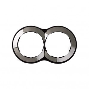 Mark Simon 88 - Framework 2-element round steel 100x171 SIMON 88 88620-35