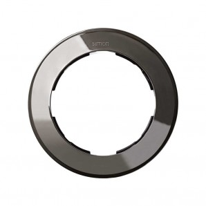 Mark Simon 88 - Frame 1 element round steel SIMON 88 88610-35