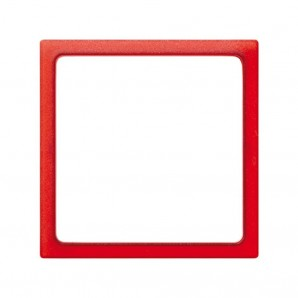 RED PLAY intermediate piece frame TRANSLUCENT Simon 2700670-110
