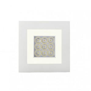 Empotrable Led Focus (12W) CRISTALREDORD 00-731-12-000
