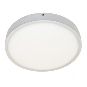 DOWNLIGHT SUPERFICIE PRIM BLANCO (24W.2000LM) CRISTALREDORD 02-012-24-000