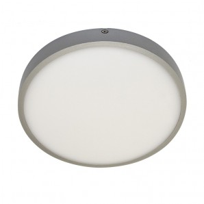 DOWNLIGHT SUPERFICIE  PRIM GRIS (24W.2000LM) CRISTALREDORD 02-012-24-420