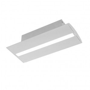 Ceiling light Led 20W grey Wanda CRISTALREDORD 26-103-20-381