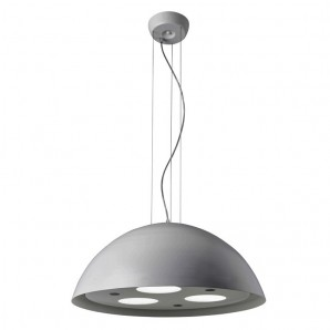 Ceiling lamp LED MOON LUX COMB GRAY 36W CRISTALREDORD 99-343-81-777