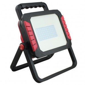 Proyector LED CLESS 30W 6400K con enchufe CRISTALREDORD 77-403-30-180
