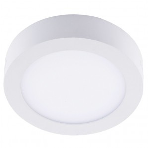 Downlight de LED 6W 4000K Know redondo blanco CRISTALRECORD 02-300-06-400