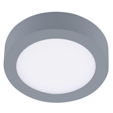Downlight LED 18W 4000K Know redondo gris CRISTALRECORD 02-300-18-181