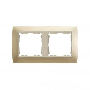 Matte frame 2 base elements cava cava SIMON 82924-34