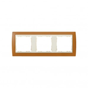 Tarraco base frame 3 elements ivory 82732-35 SIMON