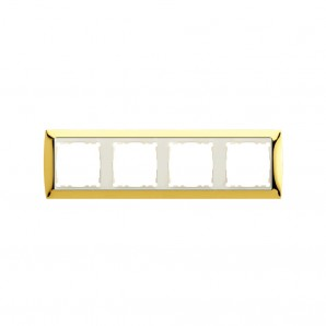 4 elements frame gold ivory base SIMON 82744-66