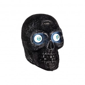 Halloween - Skull halloween with light and sound battery-operated EDM 71989