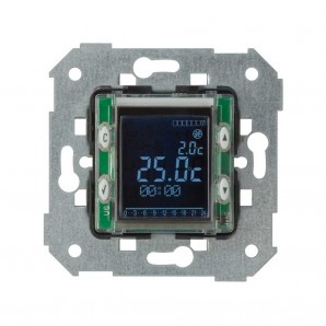 Cronotermostato digital con display SIMON 75817-39