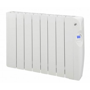 Electric radiators of low consumption with fluid 8 elements 1200W S&P EMI-8 PROGRAM