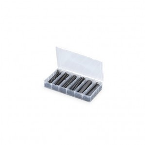 Tube Kit shrink-wrap 10cm Black