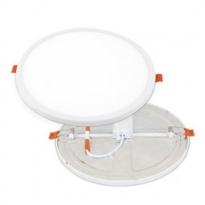 Downlight recesso 20W dimmable Bianco 6000K