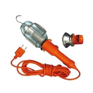 Portable lamp Industrial 60W 230V (2x0.75mm)10M