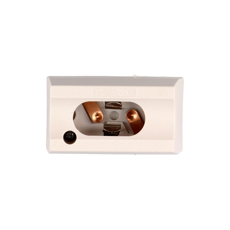 Bulb socket 2-pole for linestra EDM 44019