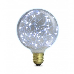 LED bulbs Starlight Globe G95 2W E27 6000K