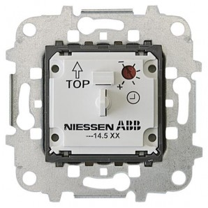 "Switch timed card ""Niessen"" 8114.5"