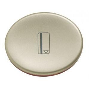 push-button light niessen tacto 5504 2 cv