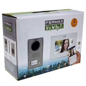 "KIT WAY-FI 7"" 1/L FERMAX 1431"